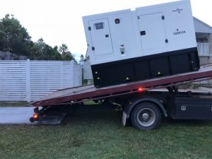 Generator Delivery & Install